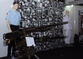 Stand pm historia da policia na multifeira brasil mostra brasil Foto Wagner Varela SECOM 3 270x191 - Polícia Militar expõe história e tecnologia em stand da Multifeira Brasil Mostra Brasil