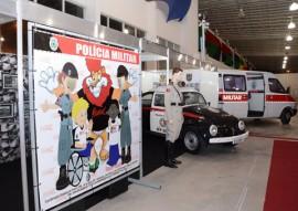Stand pm historia da policia na multifeira brasil mostra brasil Foto Wagner Varela SECOM 4 270x191 - Polícia Militar expõe história e tecnologia em stand da Multifeira Brasil Mostra Brasil