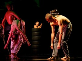 VAZANTES 2 foto Ruth Jucá 270x202 - Corpo de Dança do Amazonas apresenta espetáculos e ministra oficinas no Espaço Cultural