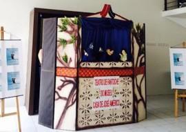 cfja apresenta teatro de bonecos 3 270x191 - Teatro de Fantoche é apresentado na Fundação Casa de José Américo