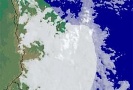 chuvas esparsas 270x183 - Aesa prevê chuva a qualquer momento para o Litoral nesta terça-feira