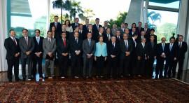 dilma com governadores foto wilson dias agencia brasil 1 270x147 - Ricardo defende governabilidade e cobra agilidade nas ações do Governo Federal para os estados