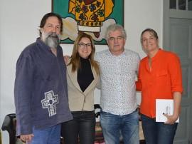 filhos ariano 270x202 - Família de Ariano Suassuna confirma presença na inauguração do Teatro A Pedra do Reino