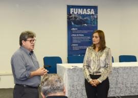funasa fotos antonio david 3 270x192 - Governo do Estado firma convênio técnico com a Funasa para controle de qualidade da água na Paraíba