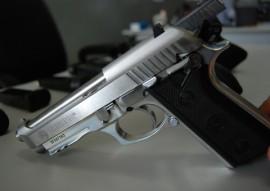 policiais presos pelo GOE 19.02.2013 Malaquias 8 270x191 - Forças de Segurança da Paraíba apreendem mais de 1.900 armas de fogo no 1º semestre de 2015