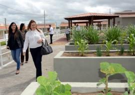 primeira dama eliane galdino visita cidade madura de cg foto claudio goes 6 270x191 - Primeira-dama em exercício visita Condomínio Cidade Madura em Campina Grande
