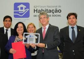 ricardo rece premio do forum habitacional foto jose marques 4 1 270x191 - Ricardo recebe prêmio pelos projetos Cidade Madura e casas com energia solar fotovoltaica