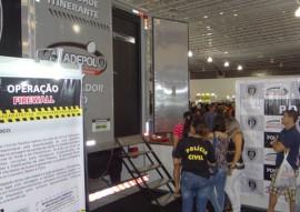 seds publico prestigia simulador movel de tiro da policia civil na multifeira 2 270x191 - Público prestigia simulador móvel de tiro usado pela Polícia Civil da Paraíba