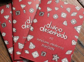 Aureliano Medeiros 31 270x202 - Encontro Regional sobre Histórias em Quadrinhos abre programação do Agosto das Letras