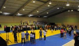 CAJAZEIRAS GINASIO 270x158 - Ricardo inaugura Estrada do Amor e entrega ginásio no aniversário de Cajazeiras