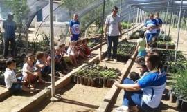 Horta S.Joao do Cariri 270x162 - Governo leva educação ambiental às escolas em São João do Tigre