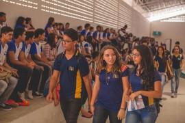 """IMG 6723 270x180 - Grêmios estudantis encerram mês do estudante com evento """"Eu sou Juventude e tenho Voz"""""""