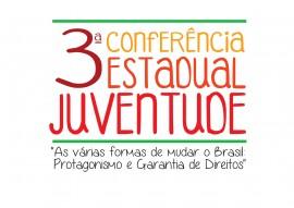 Logomarca Conferência 270x191 - 3ª Conferência Estadual de Juventude