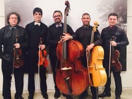 Quinteto7 portal 270x202 - Quinteto da Paraíba se apresenta no projeto Música do Mundo da Funesc