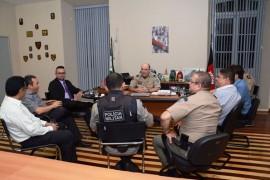Reunião PMPB e Conselho de Segurança do Bancários 2 270x180 - Proximidade da polícia com moradores reduz crimes em 73% nos Bancários