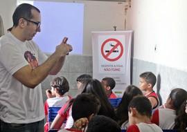RicardoPuppe Tabagismo Municipal 2 270x191 - Governo encerra visitas de prevenção contra o tabagismo em escolas da capital