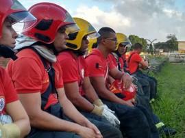bombeiros curso instrutores 270x202 - Corpo de Bombeiros inicia formação de novos instrutores de combate a incêndio