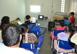 catadores da empasa 2 270x191 - Catadores de material reciclado participam de seminário sobre política de resíduos sólidos na Empasa
