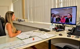 hagouts 2 270x166 - Canal de hangout da Secretaria da Educação realiza primeira transmissão na sede do Google