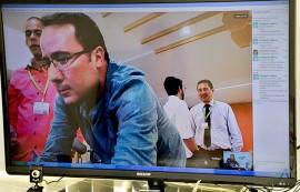 hagouts 5 270x173 - Canal de hangout da Secretaria da Educação realiza primeira transmissão na sede do Google