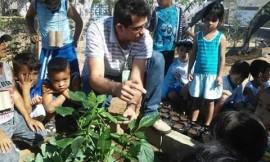 hortas soa joao do cariri 270x162 - Governo leva educação ambiental às escolas em São João do Tigre
