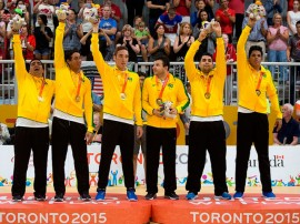 parapan 270x202 - Doze paraibanos conquistam ouro nos Jogos Parapan Americanos 2015