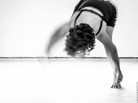 quarenta 270x202 - Teatro Paulo Pontes recebe solos de dança nesta sexta-feira