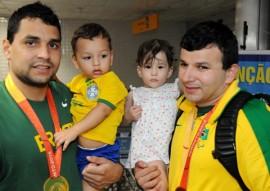 sejel chegada de medalhistas paraibanos parapan foto luciano ribeiro 20 270x191 - Medalhistas paraibanos do Parapan chegam a João Pessoa