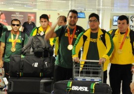 sejel chegada de medalhistas paraibanos parapan foto luciano ribeiro 3 270x191 - Medalhistas paraibanos do Parapan chegam a João Pessoa