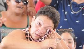 Dona Maria bernadete Silva em CG com presidente DILMA foto jose marques 270x158 - Ricardo e Dilma entregam casas e beneficiam mais de 7 mil pessoas
