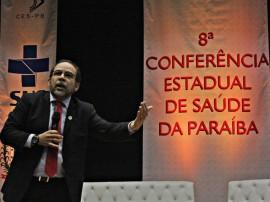 FOTO RICARDOPUPPE Conferencia Abertura André Bonifácio 1 270x202 - Conferência Estadual de Saúde é oficialmente aberta no Espaço Cultural