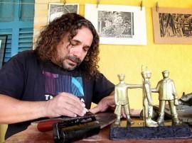 Josafá de Orós Xilógrafo1 270x202 - Exposições patrocinadas pelo FIC estão abertas para visitação em quatro cidades