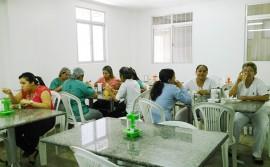 Os funcionários da Maternidade de Patos team agora a opção por pratos lights no almoço e no jantar 270x167 - Maternidade de Patos oferece refeições lights para seus funcionários