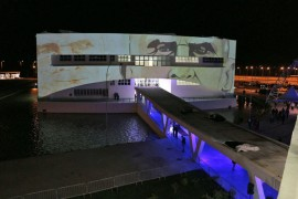 PORTAL teatro pedra do reiono 0021 270x180 - Teatro Pedra do Reino tem agenda até 2016 com eventos nacionais e internacionais
