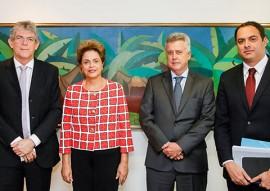 Ricardo com Dilma foto roverrto stuckert 270x191 - Governadores reafirmam necessidade de empréstimos