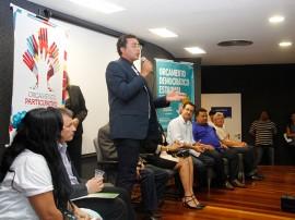 ligia orcamentos1 270x202 - Vice-governadora abre Encontro Regional Nordeste da Rede Brasileira de Orçamentos Participativos