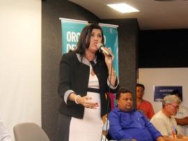 ligia orcamentos4 270x202 - Vice-governadora abre Encontro Regional Nordeste da Rede Brasileira de Orçamentos Participativos