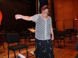 maestrina norma1 270x202 - Maestrina da Orquestra Infantil da Paraíba, Norma Romano, morre aos 84 anos