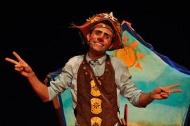 oficina palhaço Anderson Machado 2 270x179 - Funesc lança projeto Interatos, com atividades integradas de teatro, dança e circo