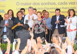 ricardo em CG com presidente DILMA foto jose marques 13 270x191 - Ricardo e Dilma entregam casas e beneficiam mais de 7 mil pessoas