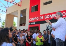 ricardo em SOUSA BOMBEIROS foto jose marques 3 270x191 - Ricardo entrega Batalhão dos Bombeiros e nova viatura de combate a incêndio em Sousa