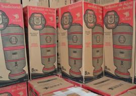 sedh enfrentamento a estiagem gov distribui filtros de agua para familias na zona rural Fotos Luciana Bessa 1 270x191 - Governo do Estado distribui filtros d'água para famílias da zona rural
