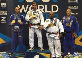 seds policial Tarcisio Jardim ganha campeonato mundial de jiu jitsu 1 270x191 - Policial civil paraibano conquista título mundial de Jiu-Jitsu em competição nos Estados Unidos