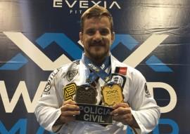 seds policial Tarcisio Jardim ganha campeonato mundial de jiu jitsu 2 270x191 - Policial civil paraibano conquista título mundial de Jiu-Jitsu em competição nos Estados Unidos