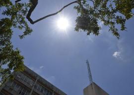 sol 270x192 - Aesa prevê sol com variação de nuvens para o Litoral nesta sexta-feira