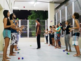 1 malabares 1 270x202 - Projeto de circo da Funesc inscreve artistas das regiões do Sertão, Agreste e Borborema