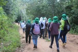 22.10.15 colaboradores sudema participam curso sobreviv 1 270x180 - Governo disponibiliza treinamento de sobrevivência em mata para colaboradores da Sudema