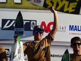 Anderson Santos PB Campeão Strapless 270x202 - Dois paraibanos confirmam presença na 2ª etapa do Campeonato Brasileiro de Kitewave