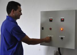 Coordenador do sistema Caldas Brandao Francimar Epifánio 270x192 - Governo instala automatização de sistemas e facilita rotina de operadores no Brejo