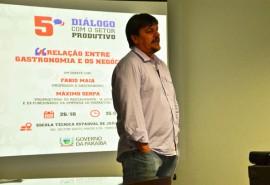 Delmer RODRIGUES 270x185 - Quinto Diálogo com o Setor Produtivo aborda relação entre gastronomia e negócios